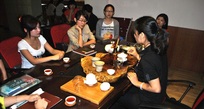 第27期品茶交流活动