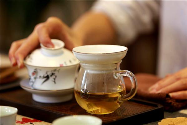 廊坊新境:茶香弥漫的女神节