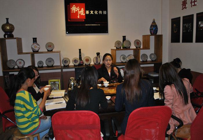 新境茶艺培训欣欣向荣 为茶产业提供稀缺人才