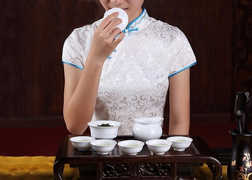 何为茶艺师?
