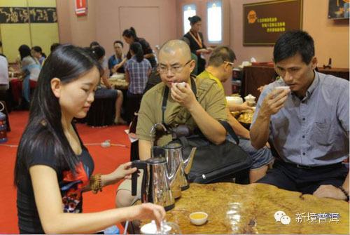 2014广州茶博会盛况一览<图集>