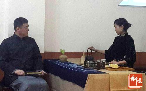 祝贺!『新境普洱茶业』唐山又添加盟商!
