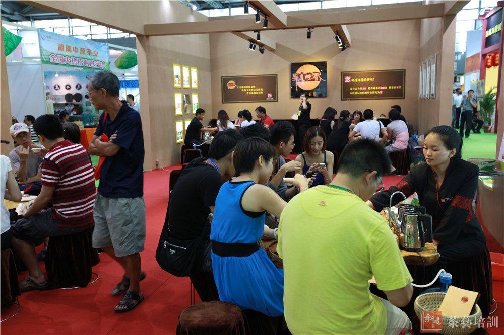 2013年7月深圳春季茶博会