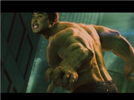 绿巨人番外篇——绝对不能动我的异度陈香!