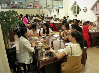新境第84期中高级评茶师班圆满结业